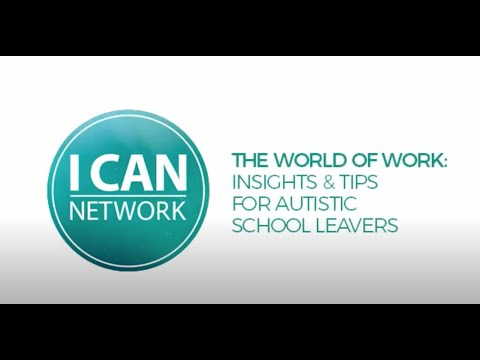 The World of Work: Insights For Autistic School Leavers hosted by Chris Varney & Yenn Purkis