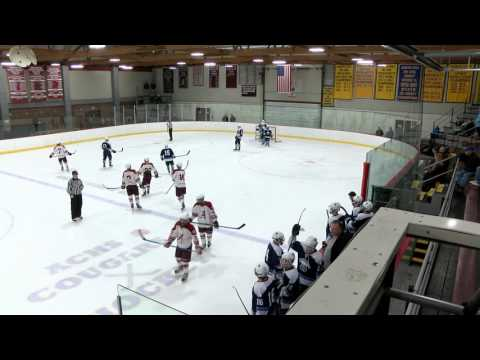 Arlington High School Boys Varsity Hockey vs Wilmington - Jan. 26, 2017