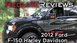 Ford Harley-Davidson F-150 2011 Videos