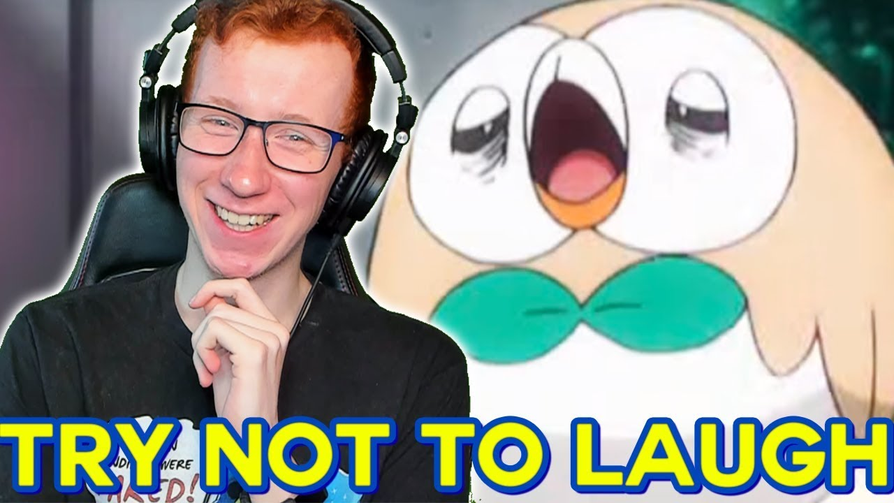 Try not to laugh pokemon edition