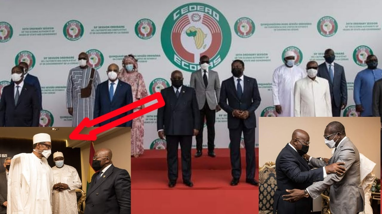 Ghana's President Hosts 59th Ordinary Session of ECOWAS Heads of State in Accra