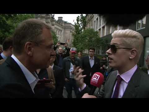 PI-NEWS-Interview Von Michael Stürzenberger Mit Milo Yiannopoulos