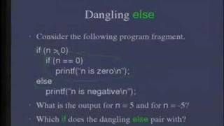 Lec 10 - Introduction To Problem Solving and Programming