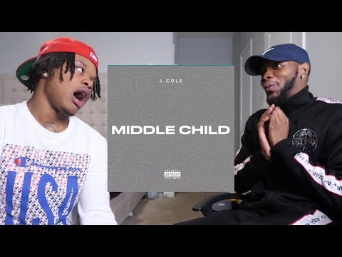 J. Cole - Middle Child (Official Audio) - REACTION/BREAKDOWN
