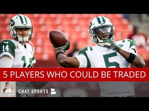 5 NFL Players Who Could Be Traded During Training Camp Cuts - 동영상