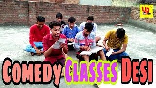 Comedy Classes Desi