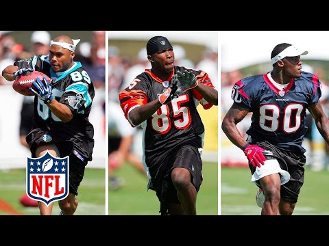 Best Hands Competition (2007) | NFL Pro Bowl Skills Challenge