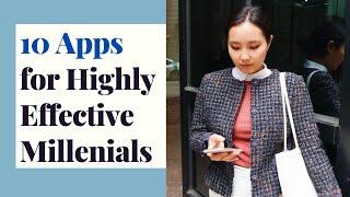 10 Apps for Highly Effective People | Таны Үр Бүтээлийг Нэмэгдүүлэх 10 Апп