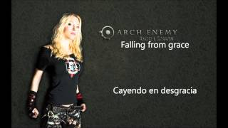 arch enemy - dead eyes see no future subtitulado