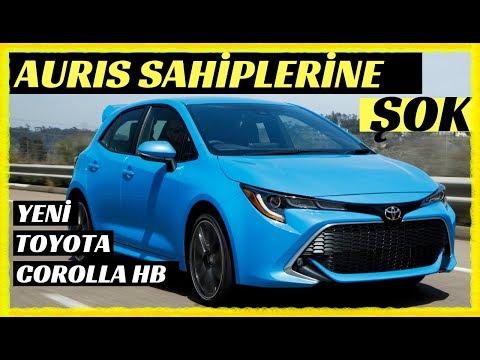 Toyota Corolla 2019 Hatchback Yeni - Türkiye - İnceleme - Tanıtım