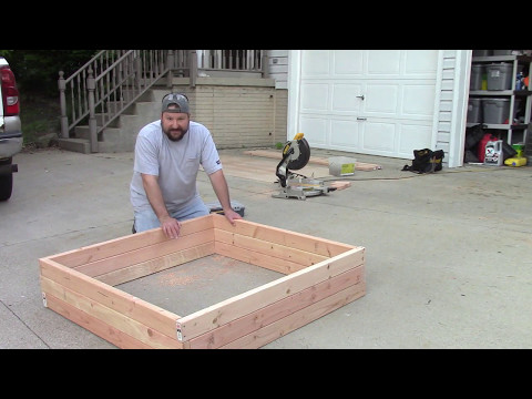 Build a sandbox for under $100 - step by step instructions