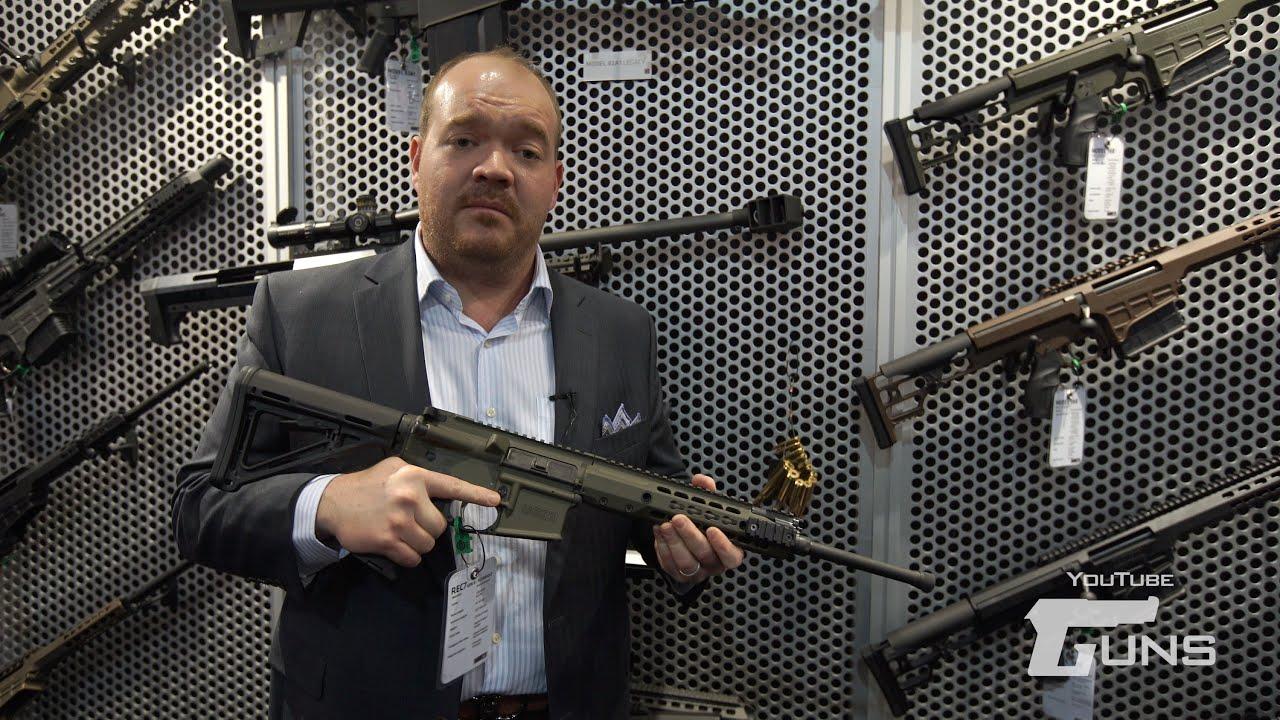 Barrett REC7 Gen 2 Rifle