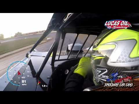 #15 Payton Looney - Mlra Late Model - 10-12-19 Lucas oil Speedway- In Car Camera