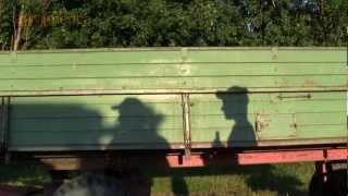 Claas Mähdrescher Do 96 R - Gerste Dreschen mit Olaf Mattern
