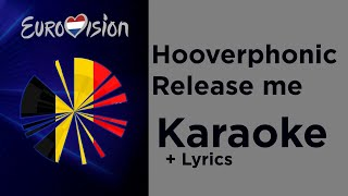 Hooverphonic - Release me (Karaoke) Belgium Eurovision 2020