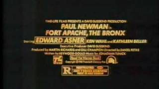 Fort Apache The Bronx 1981 TV trailer