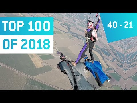 Top 100 Viral Videos of the Year 2018    JukinVideo (Part 4)