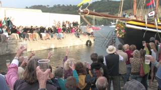 Grayhound Lugger: The Launch Day