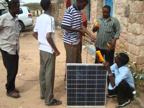 Somali Energy and livelihoods Project (SELP)