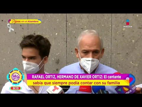 ¡Hermano de Xavier Ortiz revela que habló con él un día antes de su muerte! | Sale el Sol