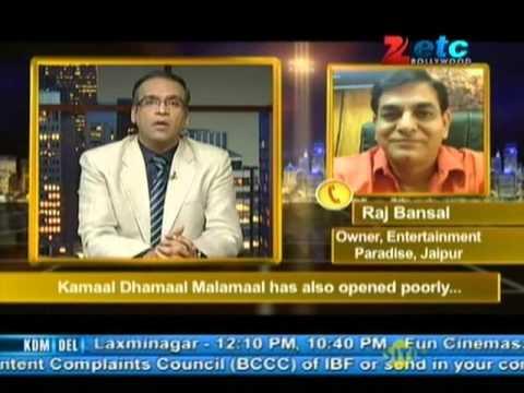 Exhibitor / Distributor Update : Oh My God & Kamaal Dhamaal Malamaal