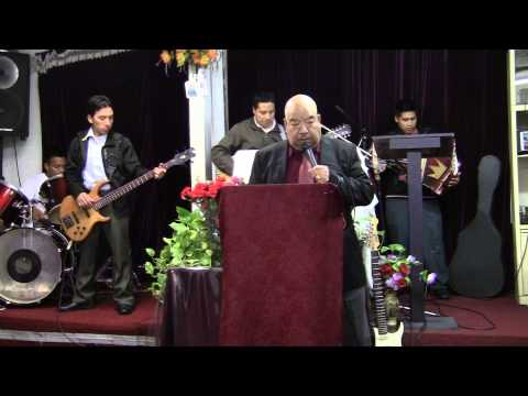 Pastor Enrique Rivera y Grupo Eterna (JOB)