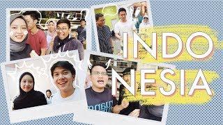 Indonesia!!! 🇮🇩🇮🇩 (cuma seminggu) ⚡️😭   Videonya Gita eps. 147