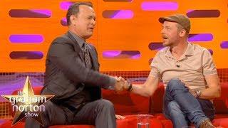 Tom Hanks & Simon Pegg Geek Out Over Star Trek | The Graham Norton Show