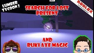 Roblox - Lumber Tycoon 2 - Ruki Magic