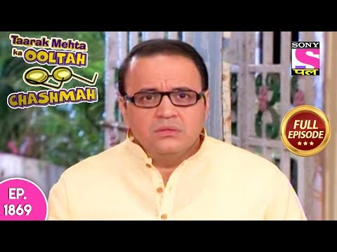 Taarak Mehta Ka Ooltah Chashmah - Full Episode 1869 - 02nd February , 2019