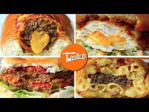 10 Amazing Cheese Stuffed Recipes  | Twisted