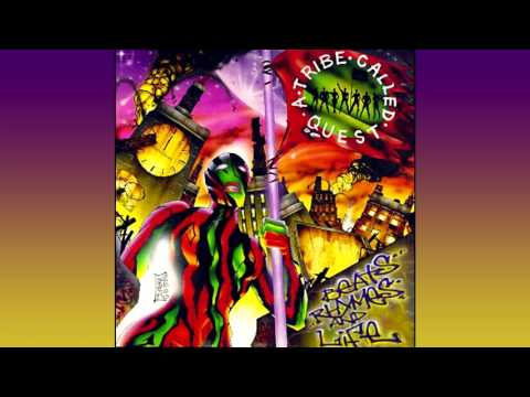 A Tribe Called Quest - 1nce Again