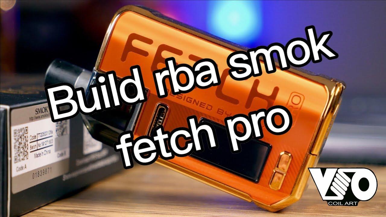 Build fetch pro | RBA rpm | INDONEISA