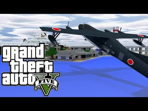 Minecraft GTA V | Grand Theft Auto 5 Mod...