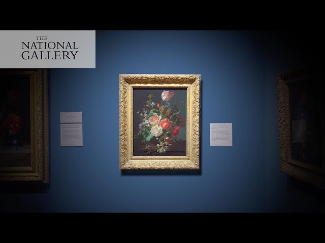 Rachel Ruysch: Painter of the court and mother of 10 | National Gallery