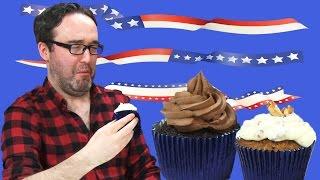 Irish People Taste Test American Cupcakes