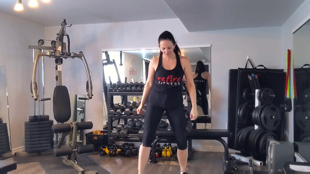 Workout With Me Video: Body Weight Blast