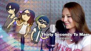Thirty Seconds To Mars Hurricane Nika Lenina Russian Acoustic Version