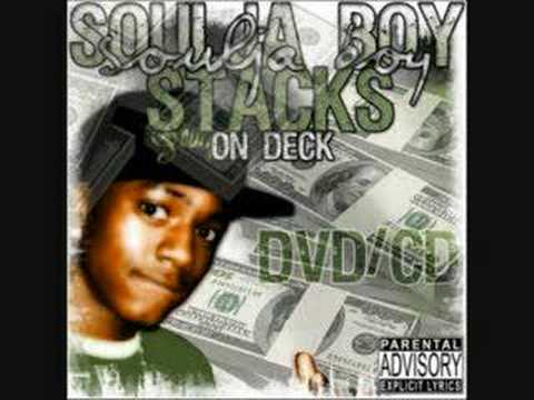 Soulja Boy- Motorcycle Snap (with lyrics)
