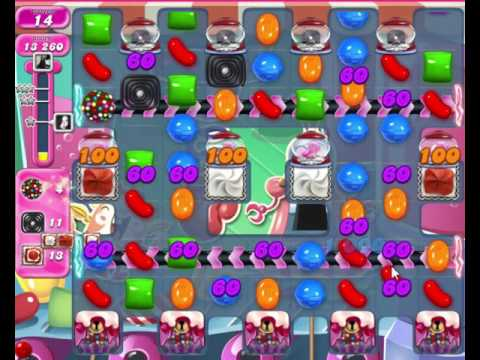 Candy Crush Saga LEVEL 2234 NO BOOSTERS (26 moves)