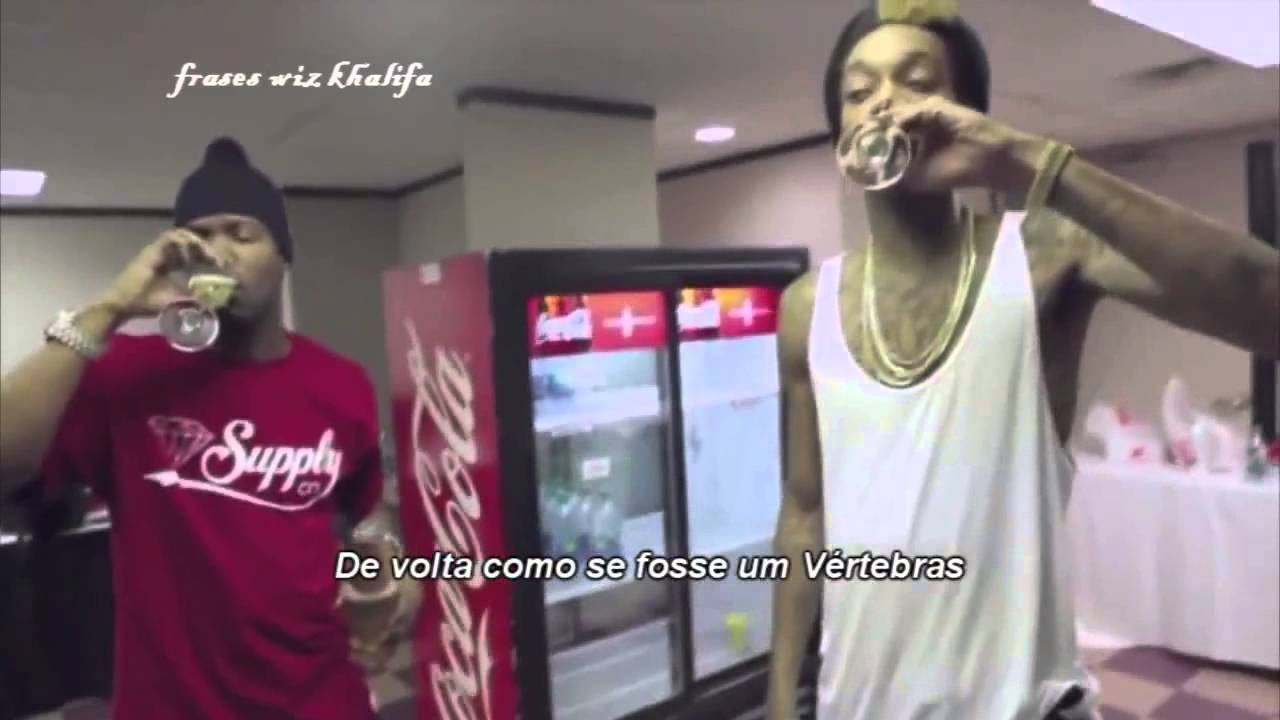 Wiz Khalifa Medicated Legendado Youtube