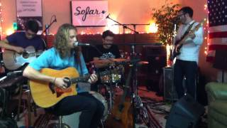 """Steady as a Ghost"" - Coastal Remedy - Sofar Sounds (Pittsburgh Show) - 9/21/2014"