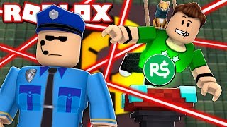ROBLOX'S LONGEST, MOST EPIC AND DIFFERENT OBBY Crazy Bank Heist Obby