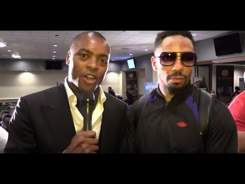 Boxing Media is AFRAID to TELL THE TRUTH about Andre Ward