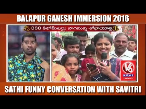 Bithiri Sathi Funny Conversation With...