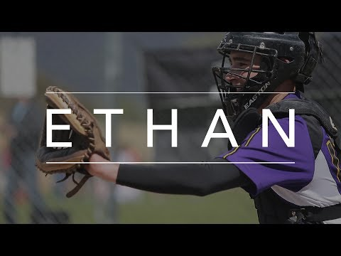 Playing without Hearing: How deaf North Ogden teen Ethan Tingey plays baseball
