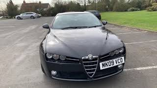 Alfa Romeo 159 Limited Edition Videos