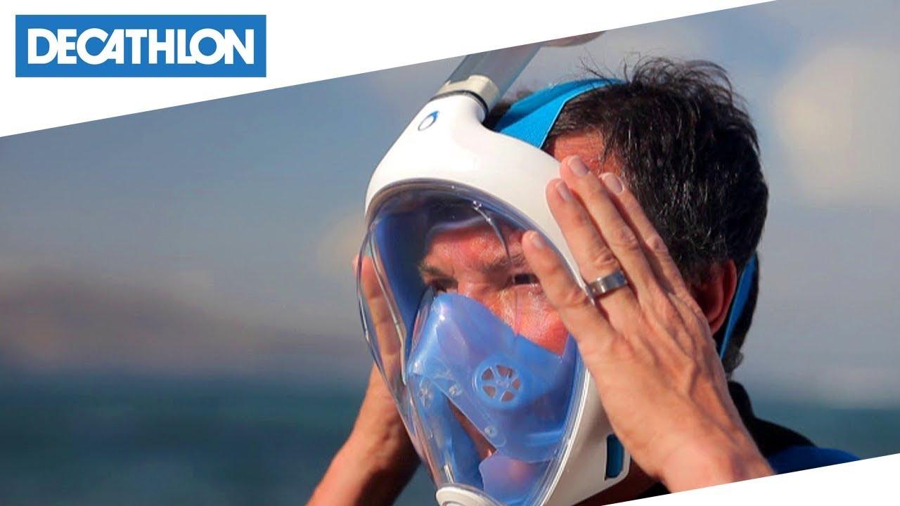 Come Indossare La Maschera Da Snorkeling Easybreath Di Subea