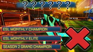 "1 PERSON HAS THIS NEW IN-GAME ""TITLE"" IN ROCKET LEAGUE!!"