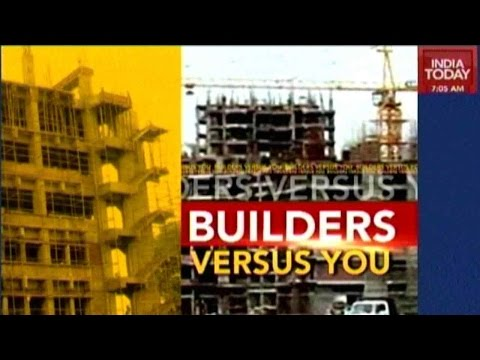 Builders Vs Common Citizen Over Delayed Constructions In Delhi